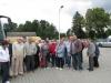 Uczestnicy wyjazdu po przyjeździe do Bartnika Sądeckiego.